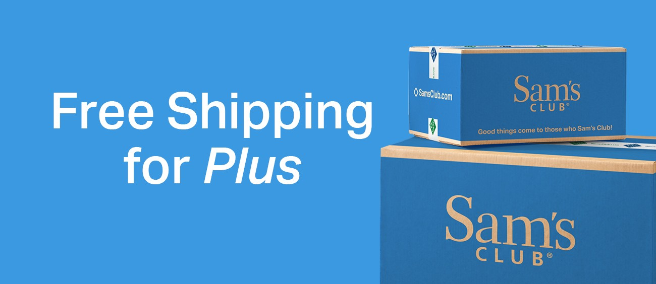 Free Shipping for Plus