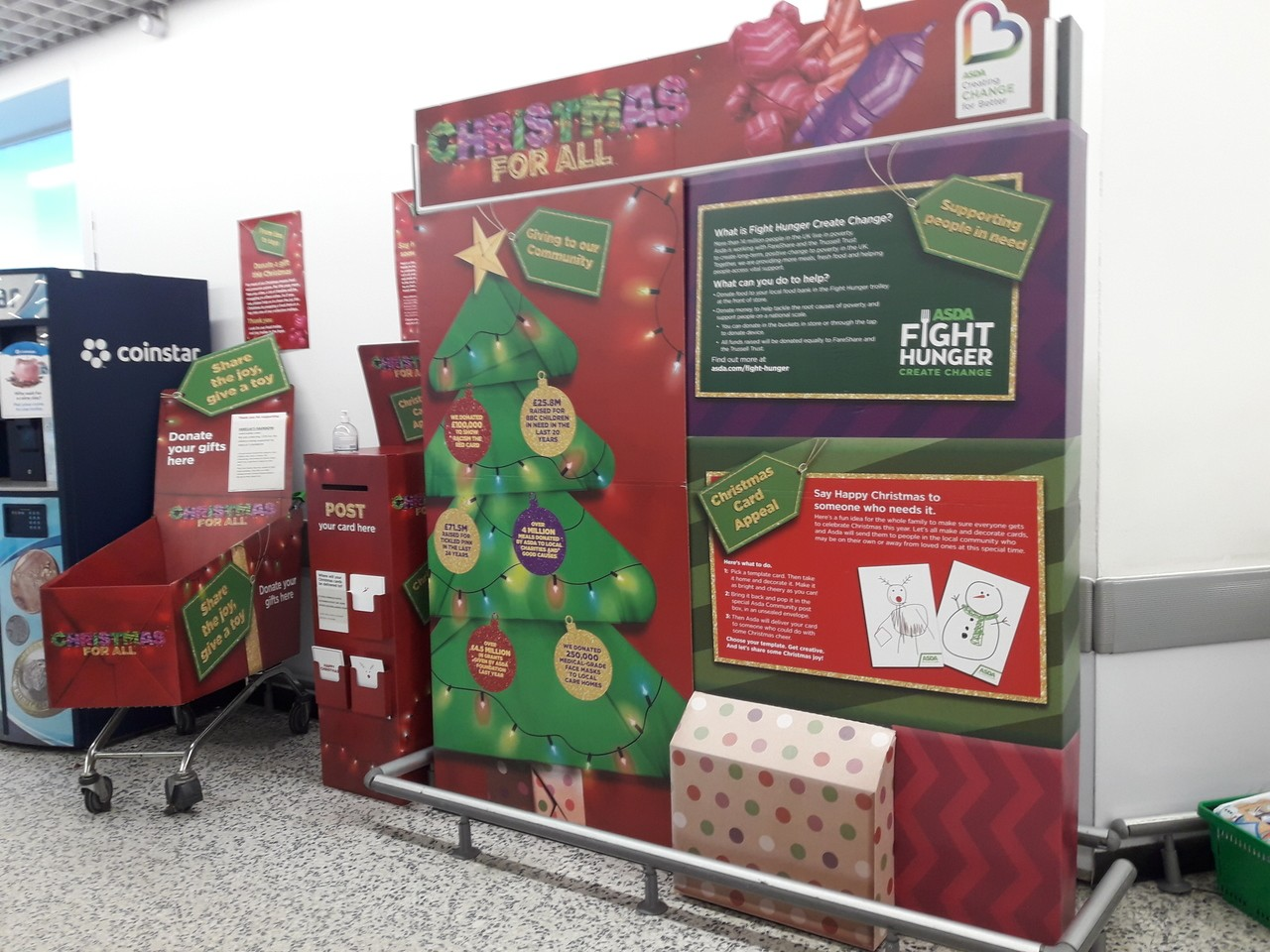 CHRISTMAS FOR ALL  | Asda Bournemouth