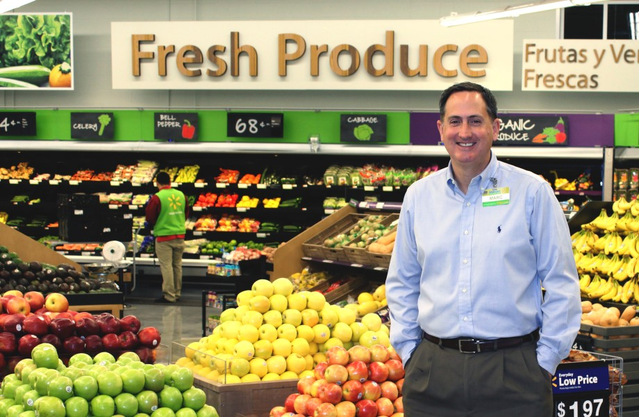 Marc Lieberman in produce