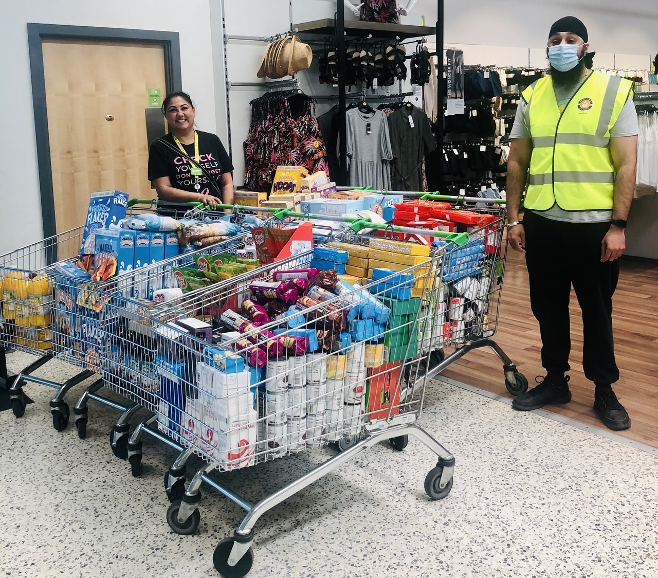 Supporting the community | Asda Leicester Abbey Lane