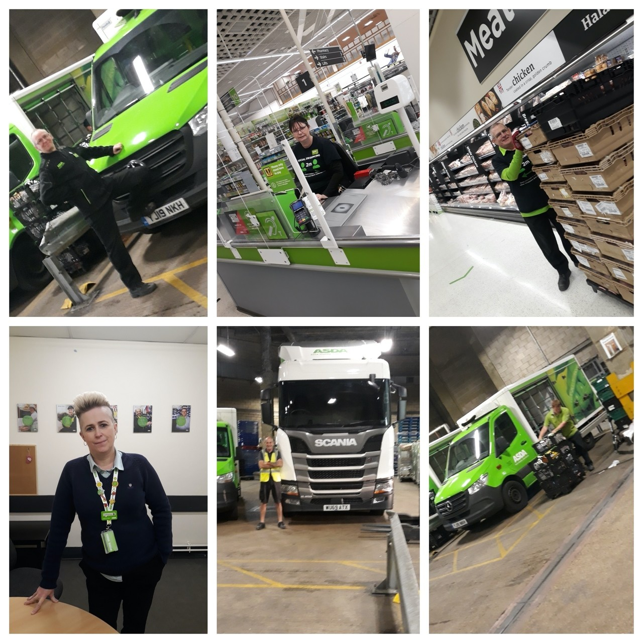 Pulling together to bring groceries to our customers | Asda Southampton
