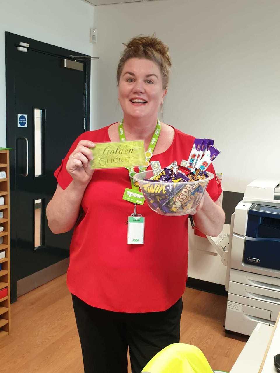 Celebrating our colleagues | Asda Clacton-on-Sea