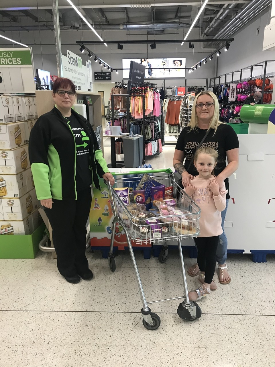 Community donation  | Asda Blackwood