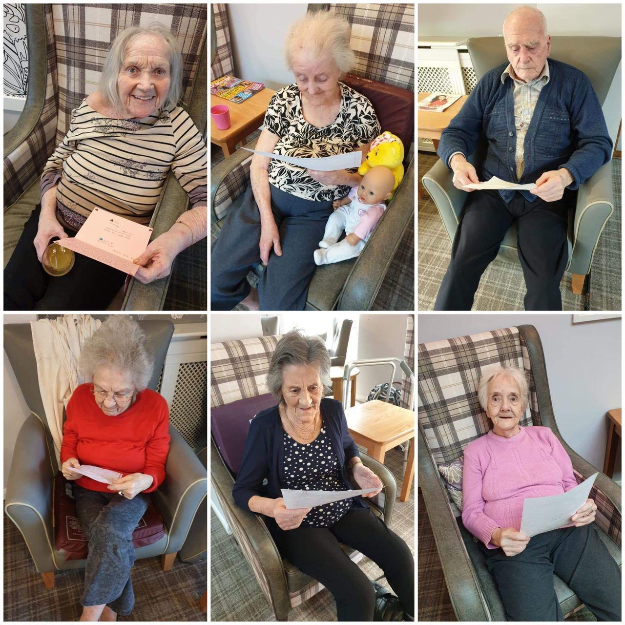 Happy days at Ashmere Care Home! | Asda Sutton in Ashfield