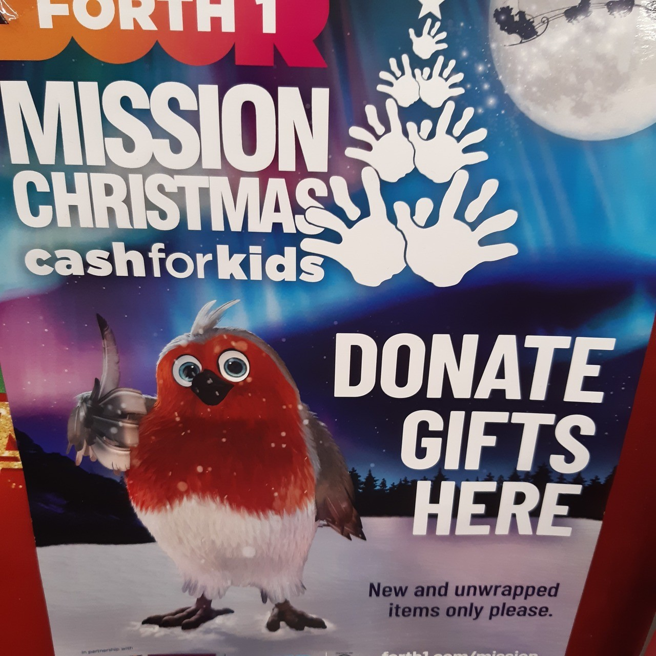 Our Cash For Kids Mission Christmas Appeal has Launched.  | Asda Glenrothes