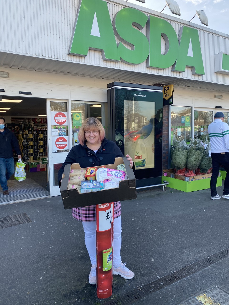 Free cakes for kids | Asda Gosport