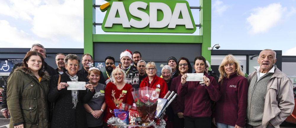 Asda Foundation donations at Asda Beeston