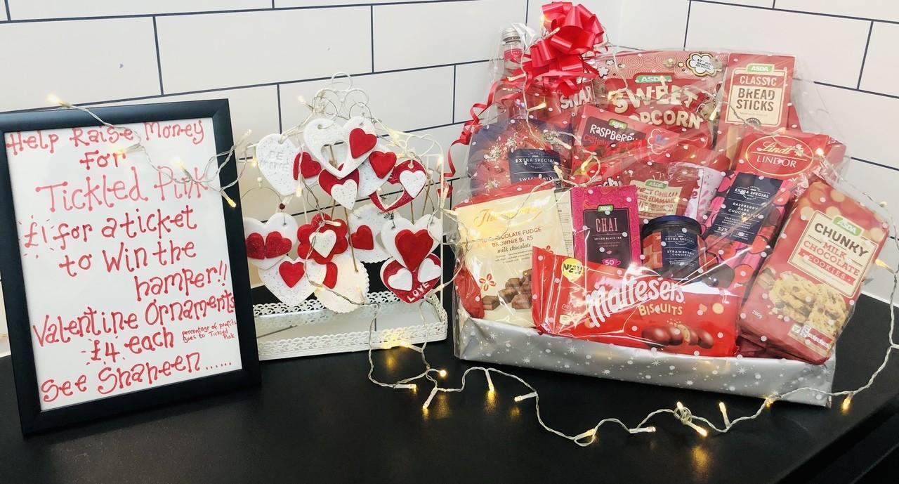 Valentine Ready | Asda Leicester Abbey Lane