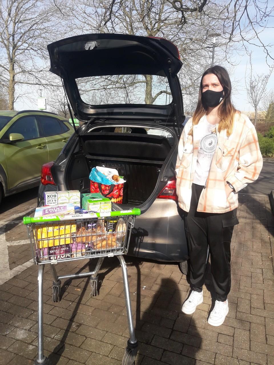 Project Wingman donation | Asda Kingshill