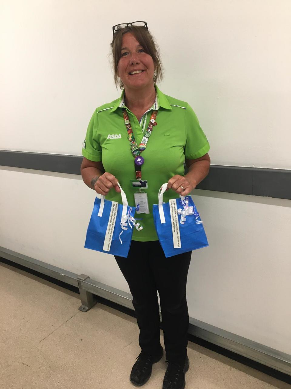 Asda colleagues at Haydon continue to support our amazing NHS staff  | Asda Swindon Haydon