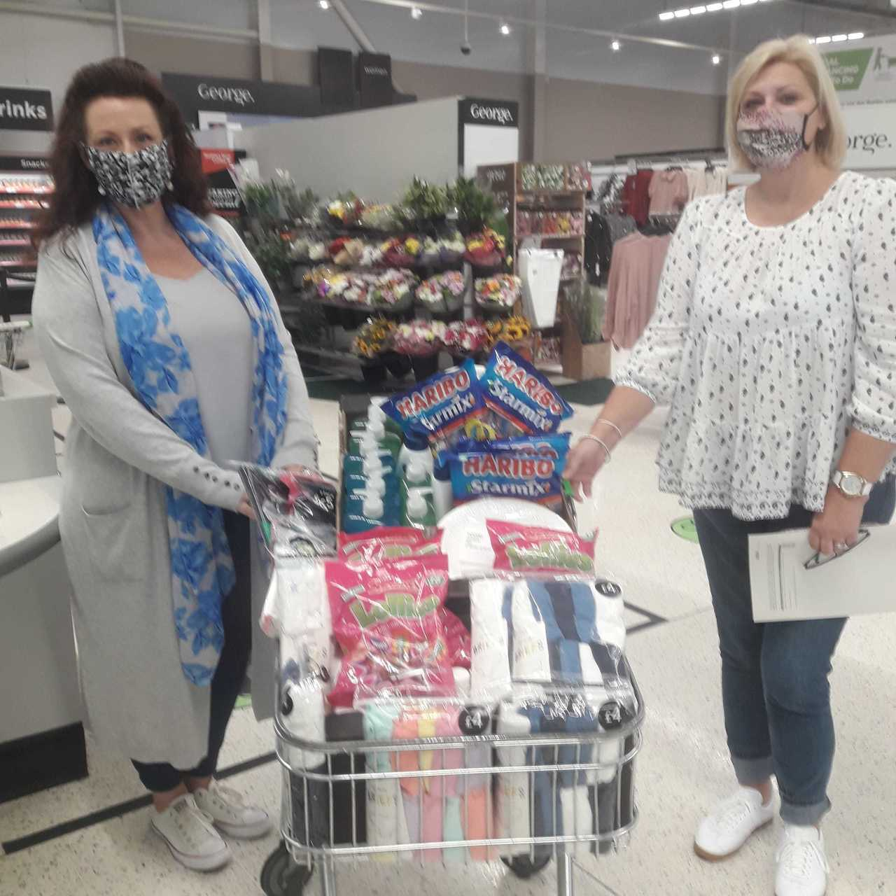 Donations  | Asda South Shields