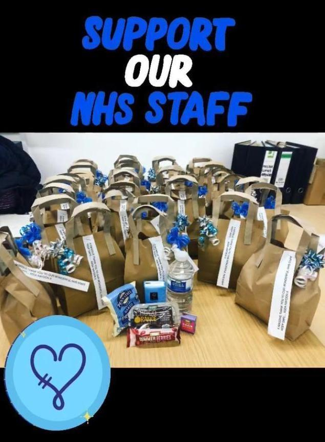 Supporting our local NHS heroes | Asda Swindon Haydon