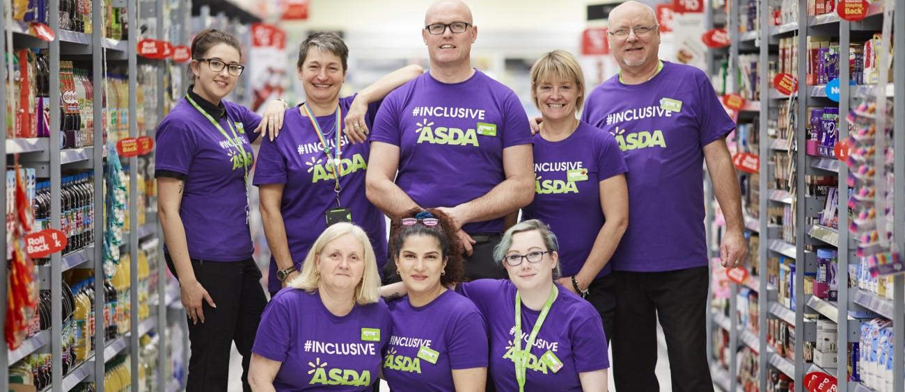 Asda Marple colleagues getting behind Purple Tuesday