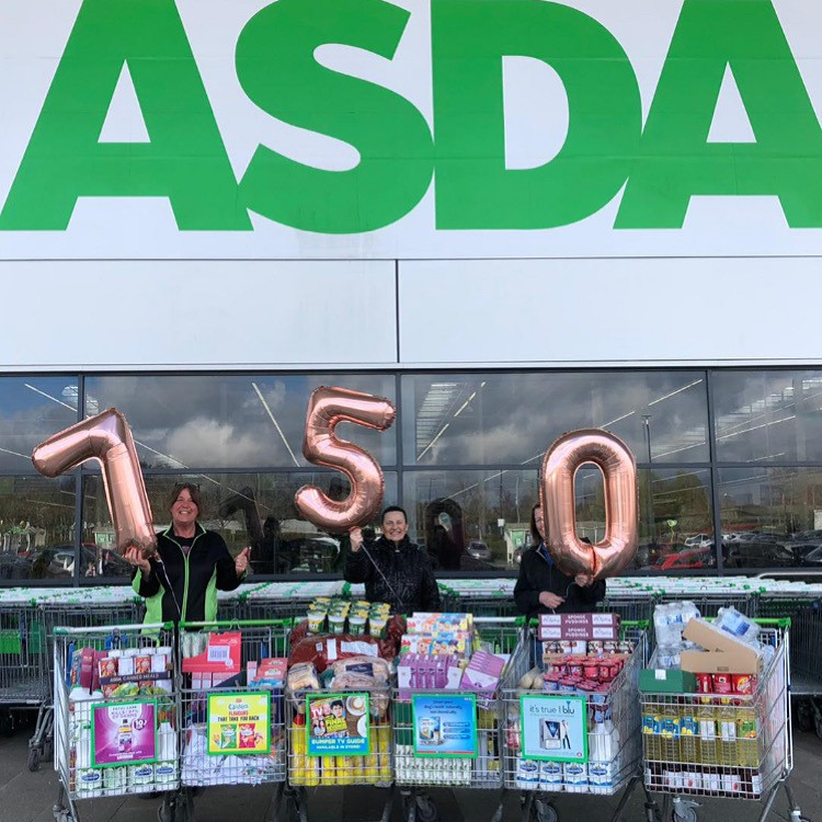 Supporting Communities Grant | Asda Swindon Haydon
