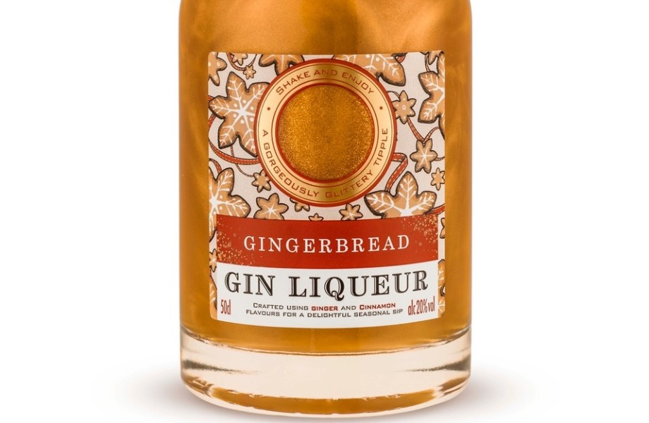 Gingerbread Gins