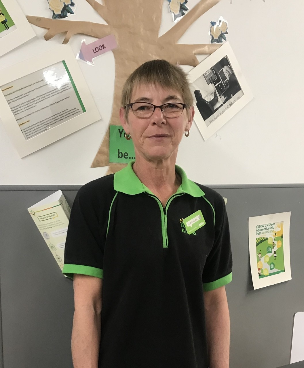 Asda Ace Lorraine is one of our Frome family heroes | Asda Frome