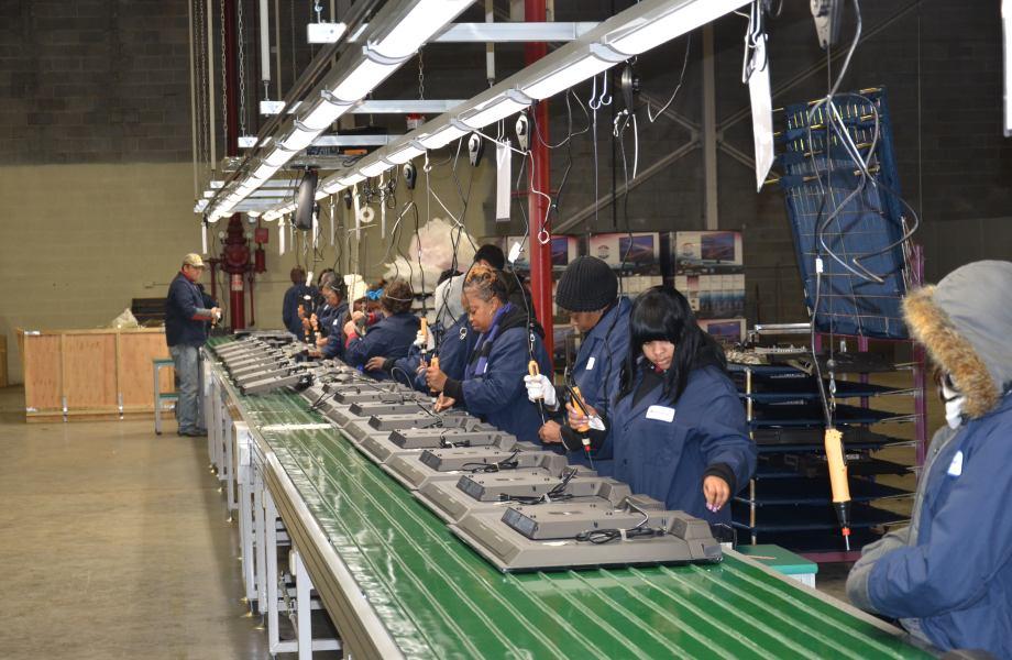 Element TV factory