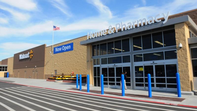 Walmart Supercenters