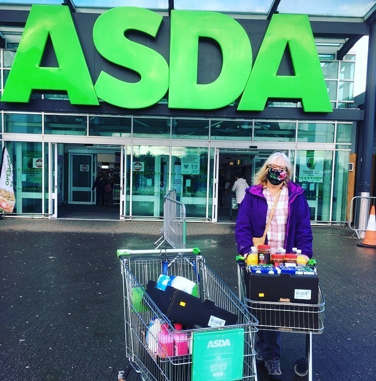 Westhill Community Church Foodbank support | Asda Dyce