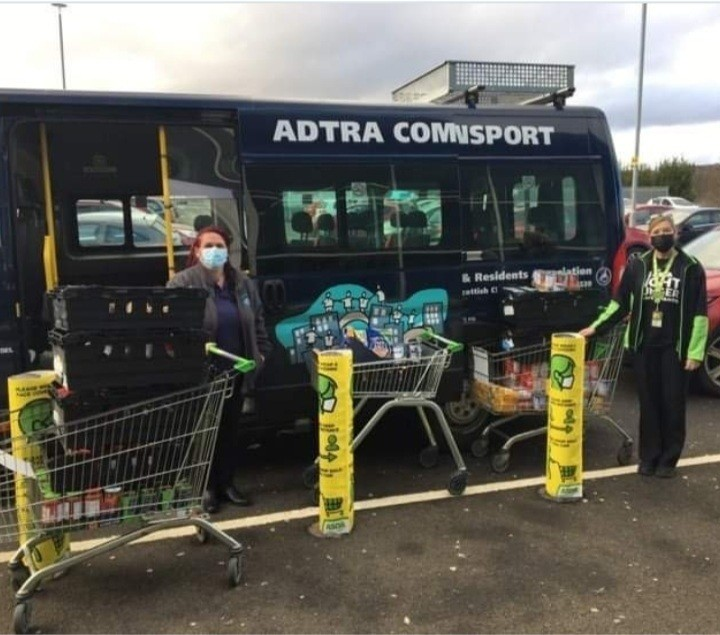 Groceries for community | Asda Glenrothes