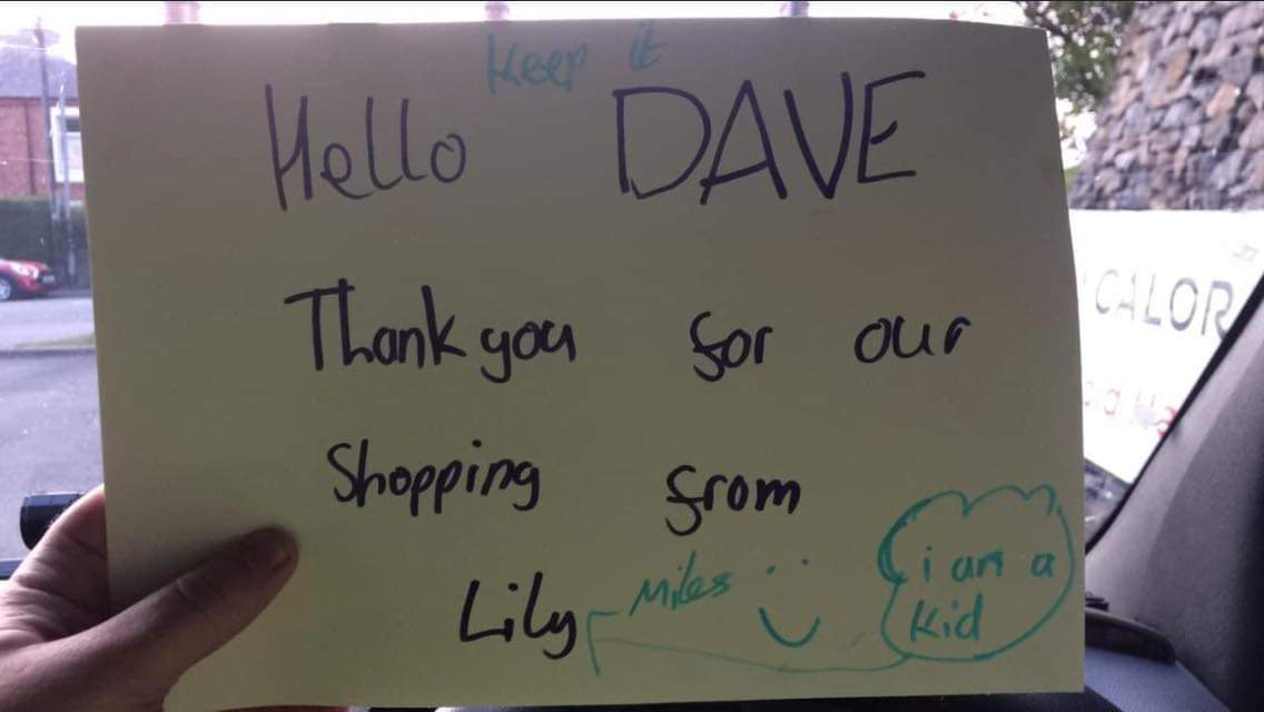Home shopping heroes | Asda Gateshead