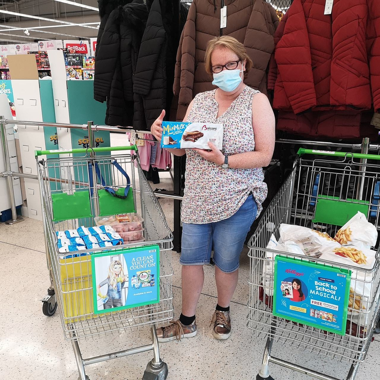 St John's Church Long Eaton donation | Asda Long Eaton