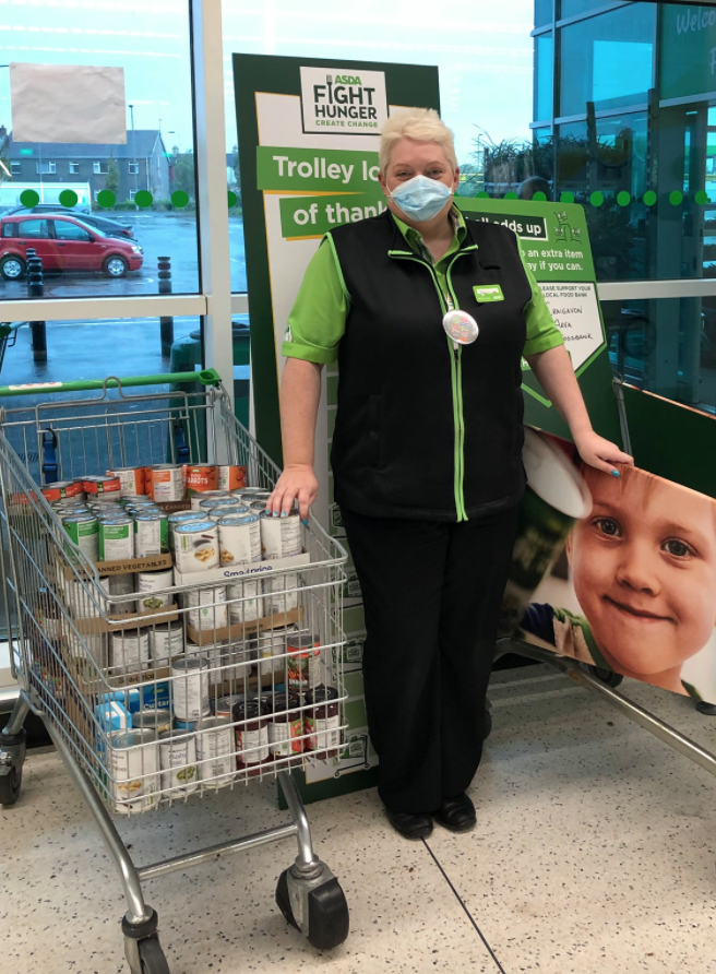 A busy few months | Asda Portadown