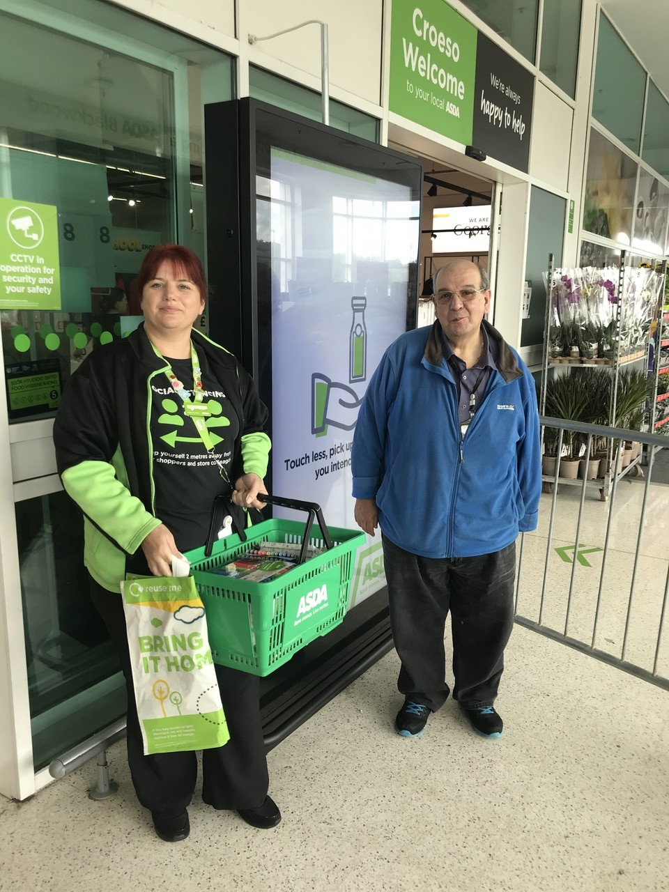 Community donation | Asda Blackwood