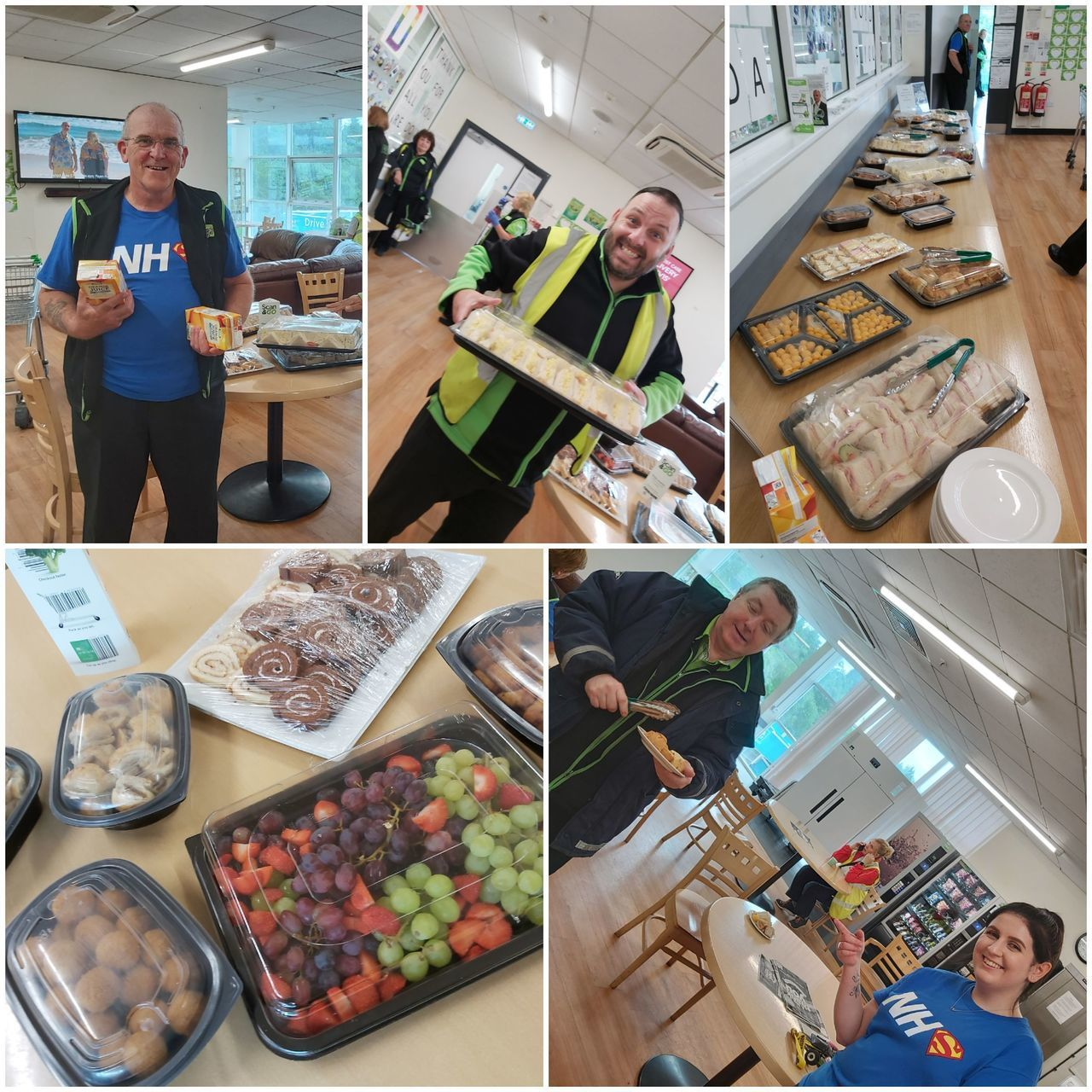 Thank you to our colleagues | Asda Donnington Wood