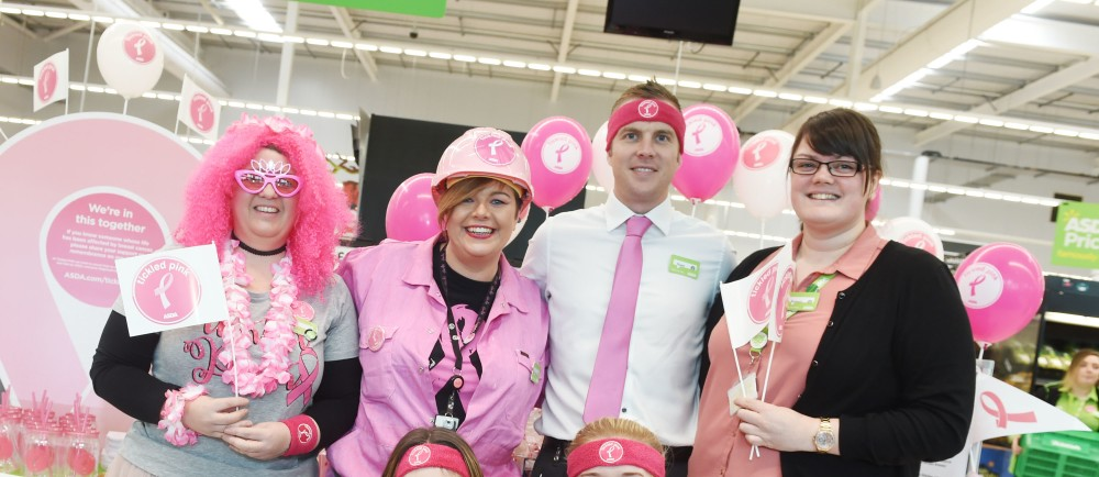 Larne store gets behind Tickled Pink 2017