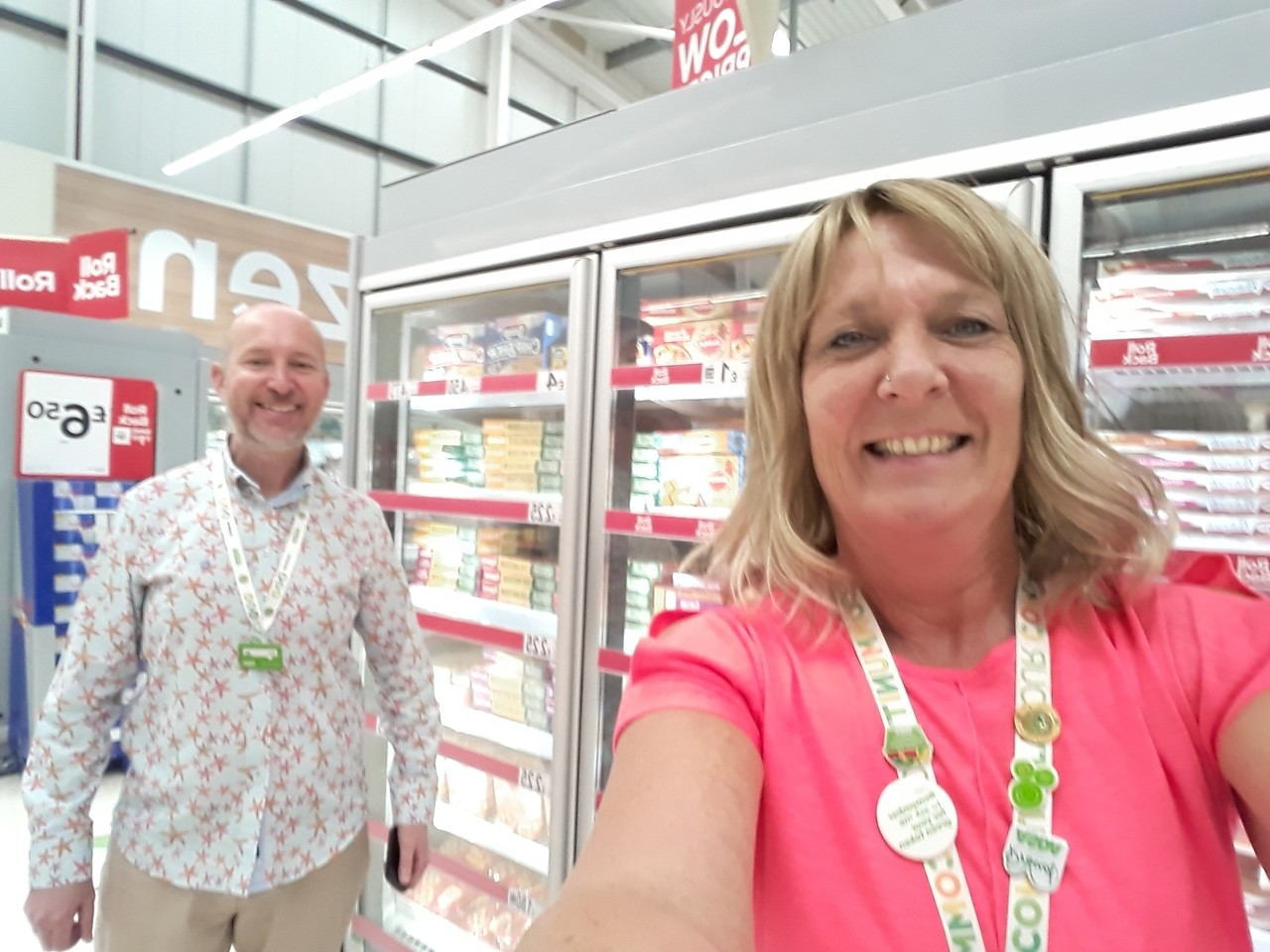 Coventrys summer dress up day   Asda Coventry