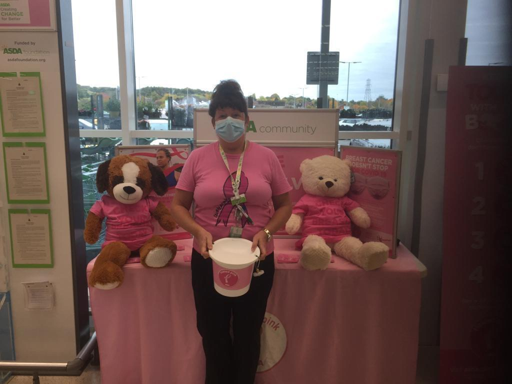 Tickled Pink is in full swing at Asda Dundee West | Asda Dundee West