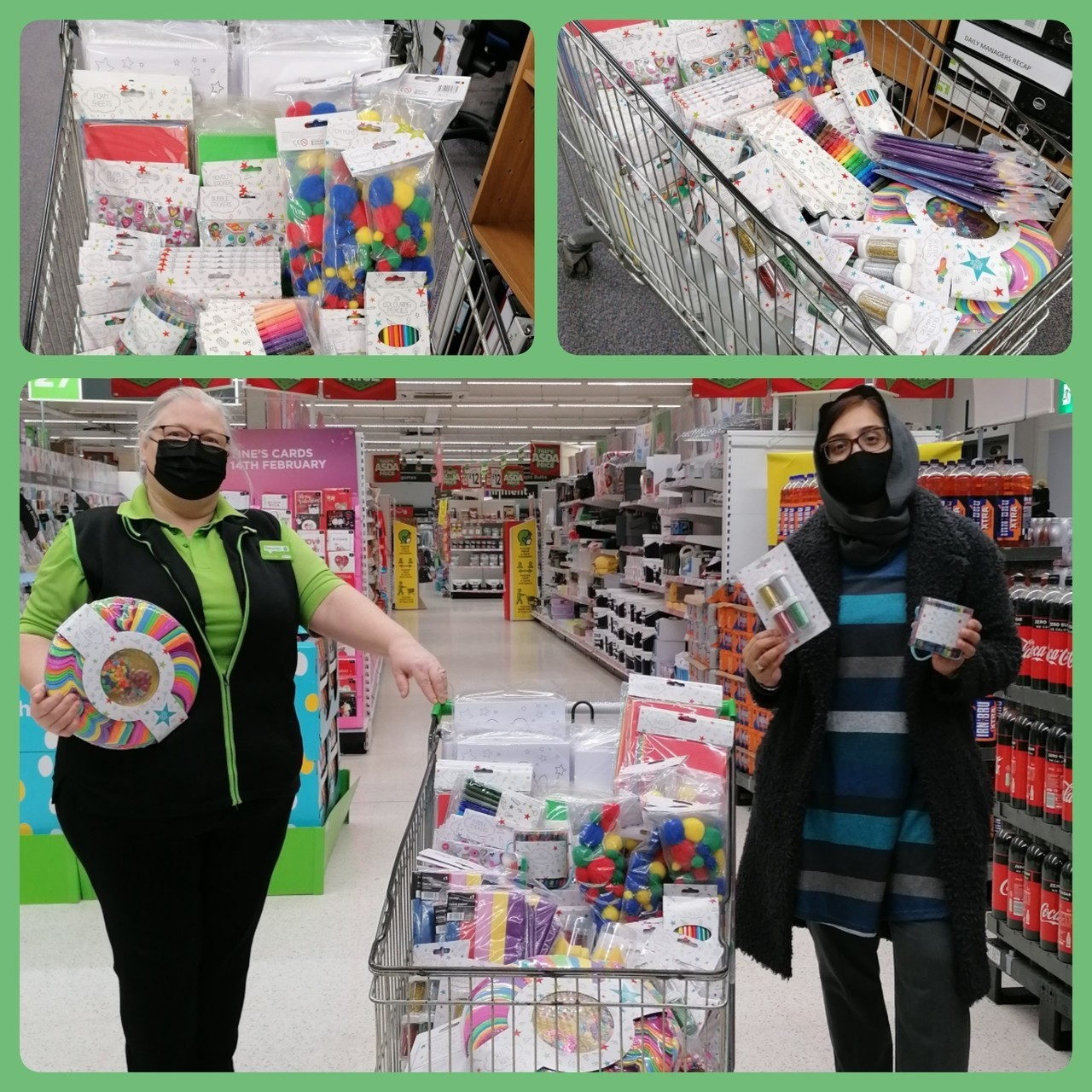 Grant to Miracle Foundation | Asda Motherwell