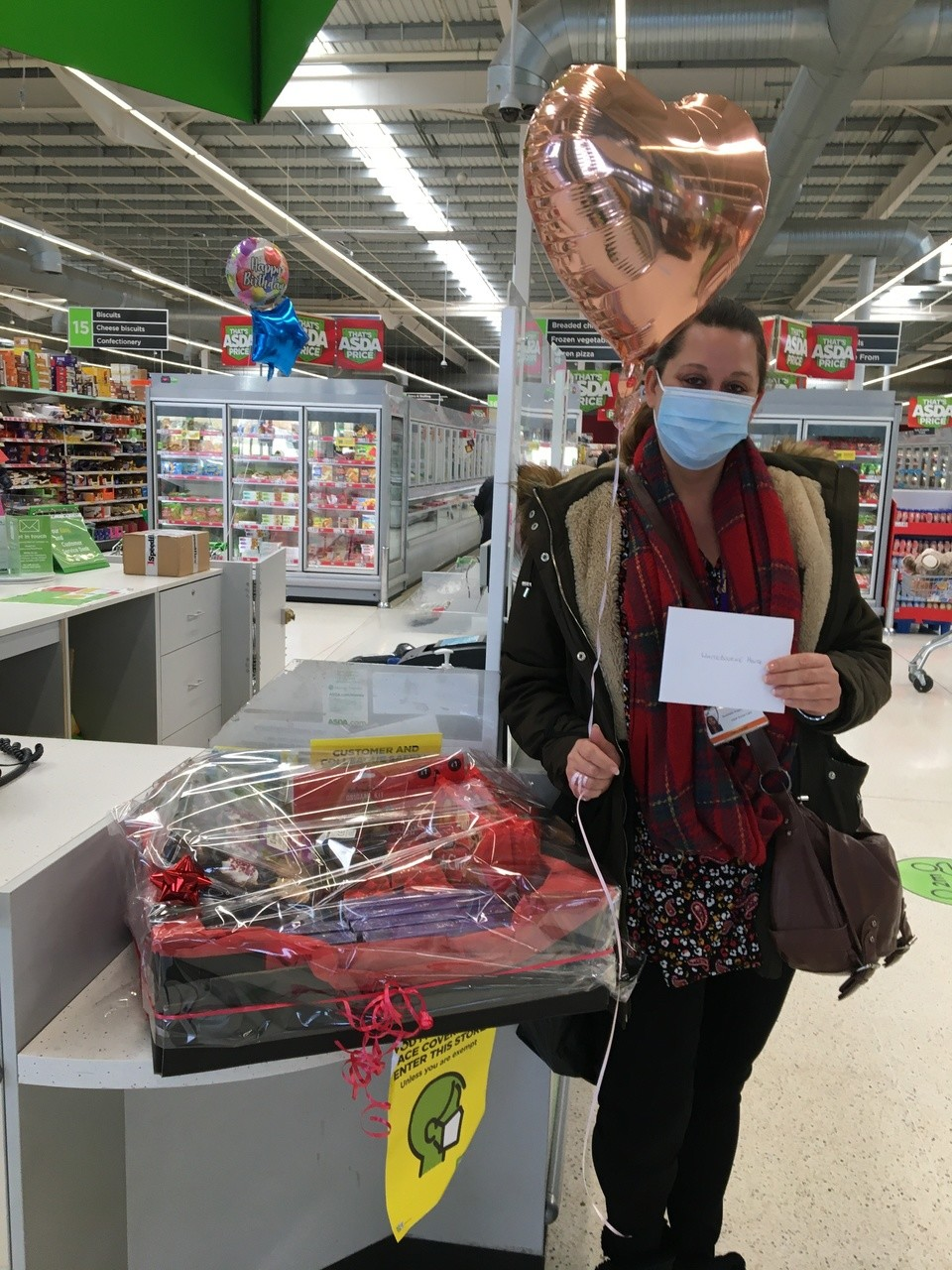 Sharing the love with our local community | Asda Swindon Haydon