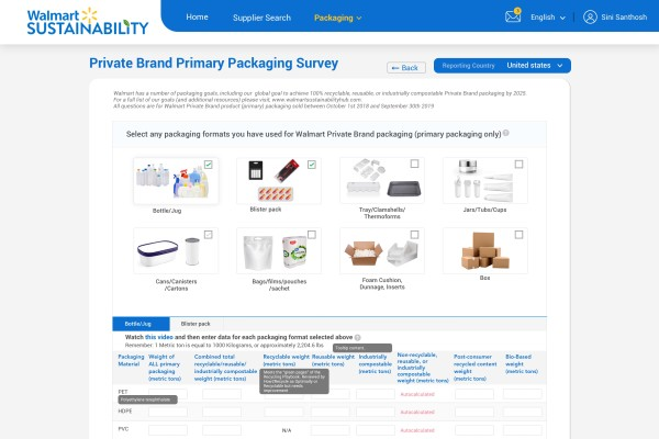 Private Brands Primary Packaging Survey preview