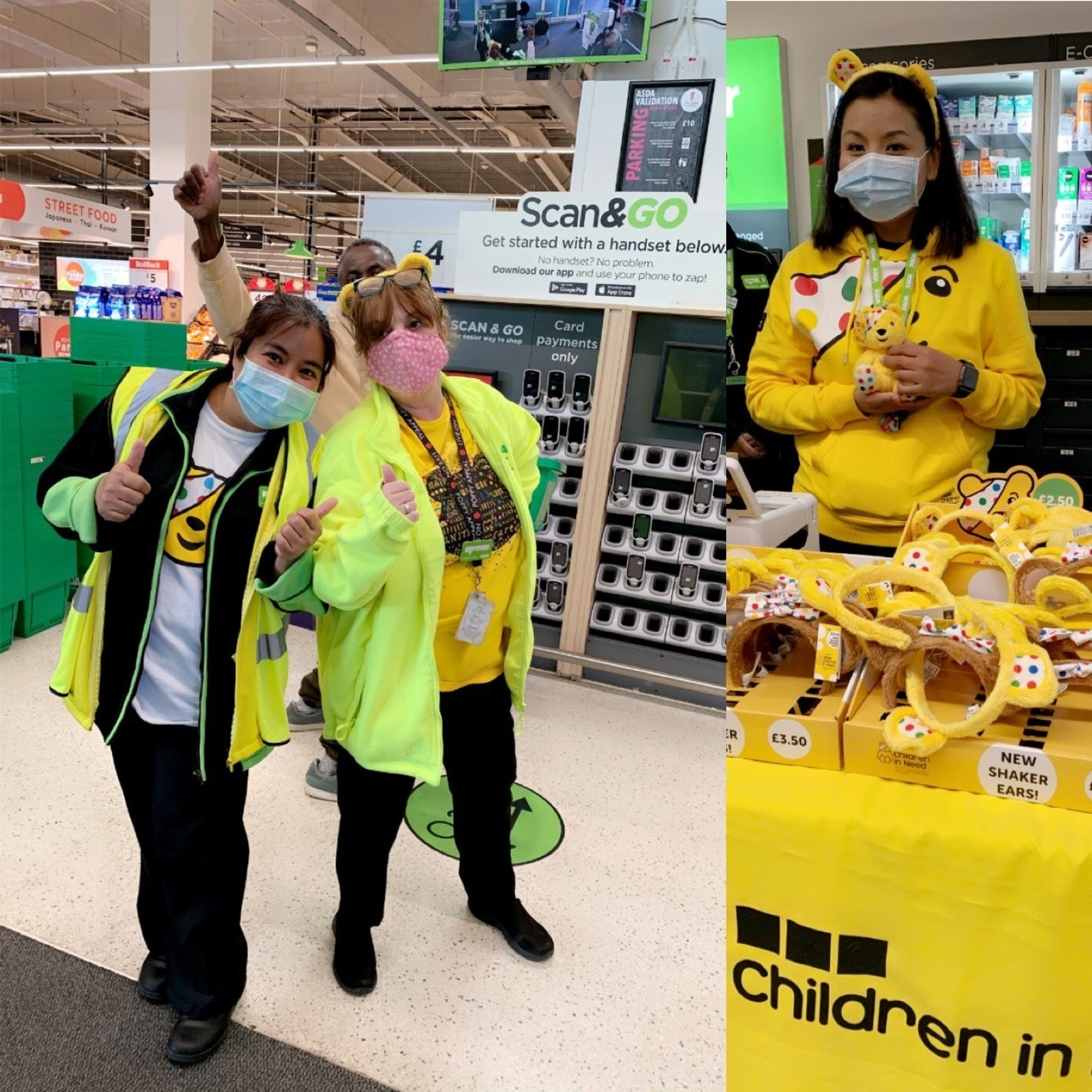 Supporting Children in Need | Asda Feltham