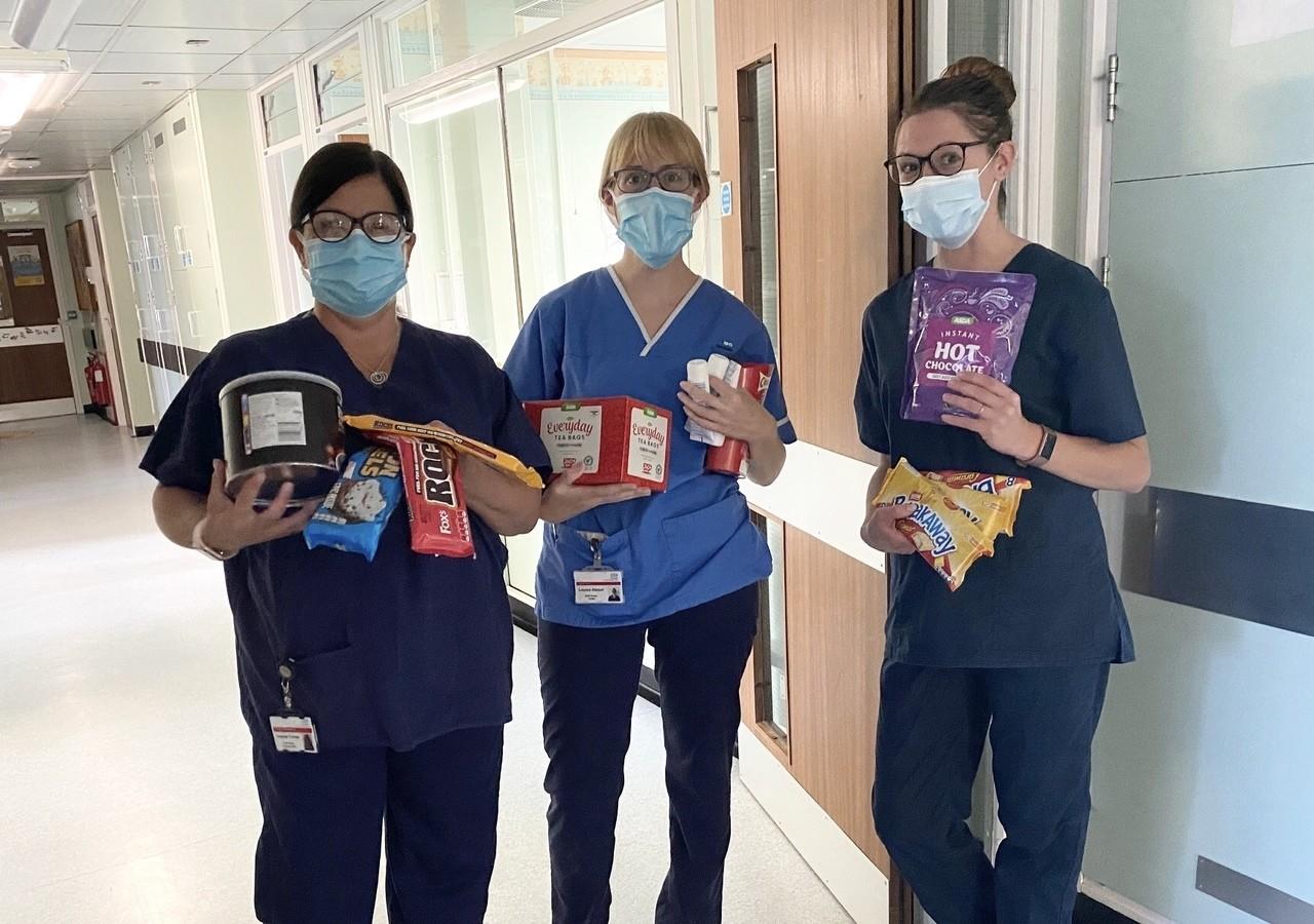 Airedale Hospital treats | Asda Keighley
