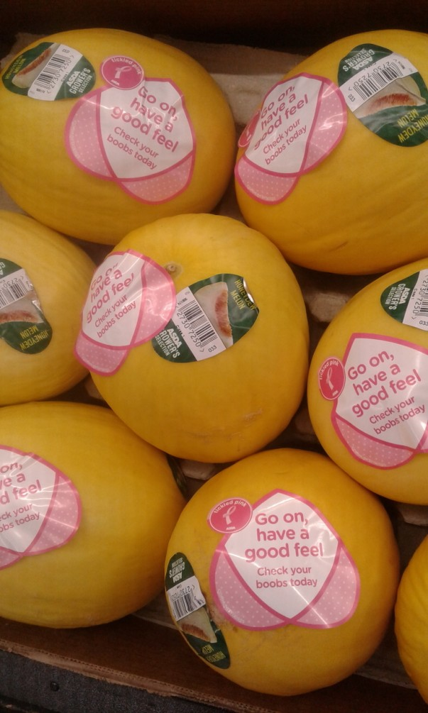 Be Your Breast Friend at Asda Gosforth