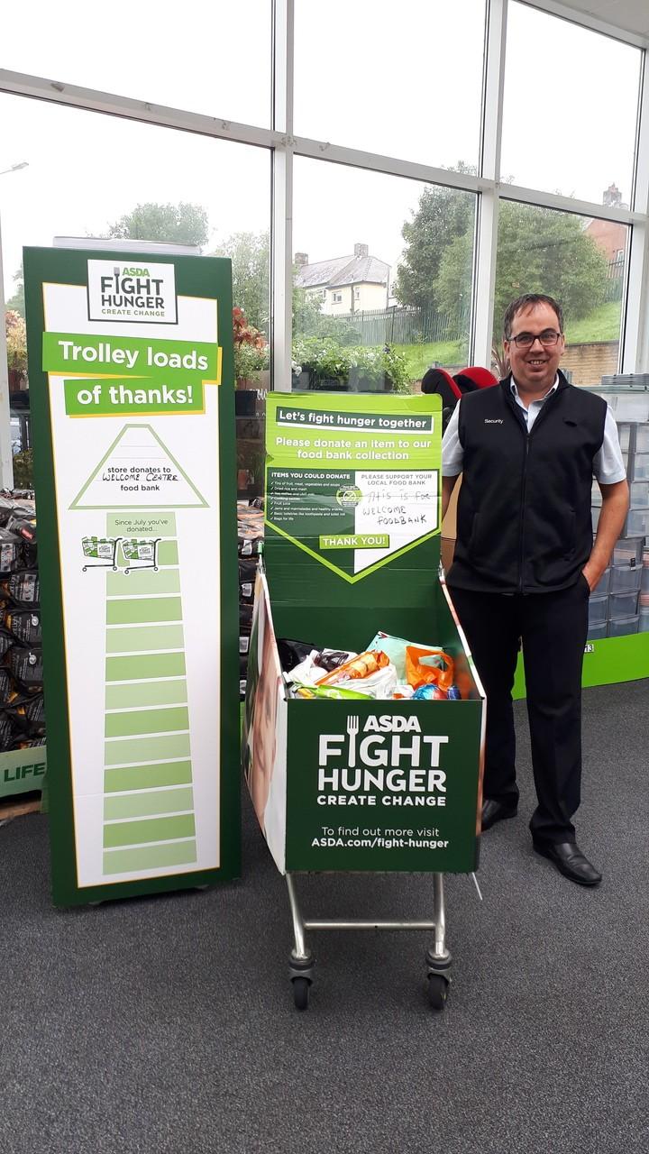 Fight Hunger campaign | Asda Huddersfield