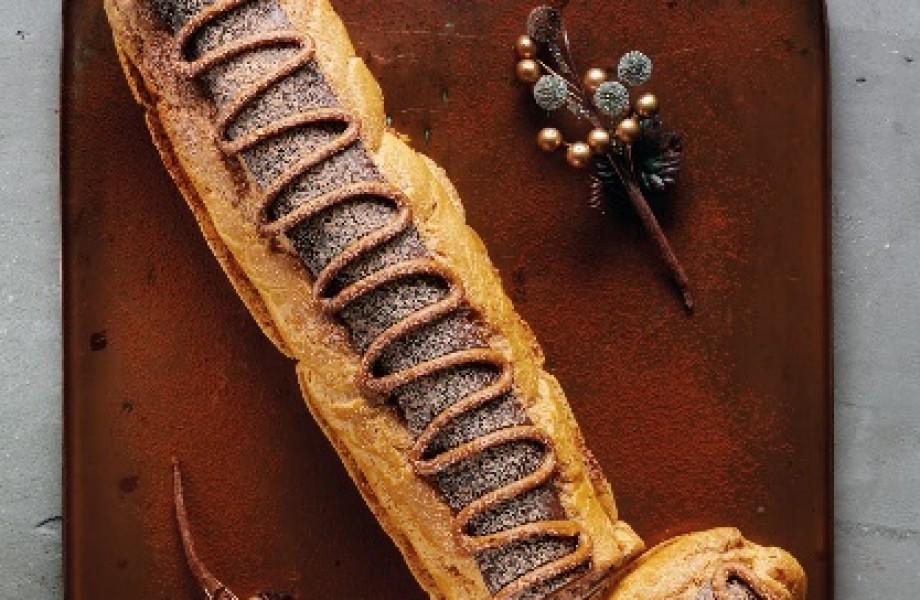 ASDA LAUNCHES FOOT-LONG CHOCOLATE ÉCLAIR