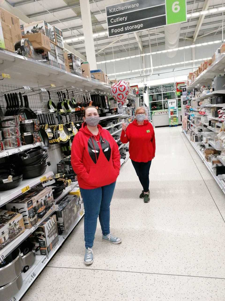 Valentine's weekend  | Asda Portadown