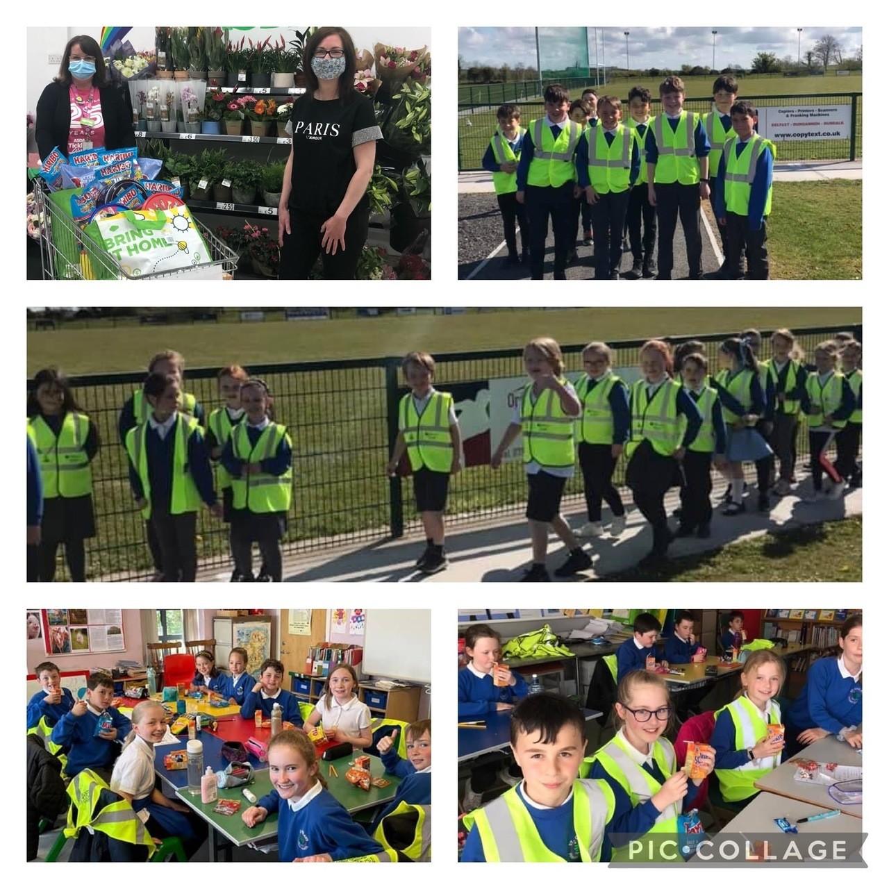 St Caolans Primary PTFA donation | Asda Downpatrick
