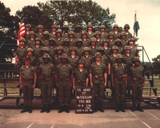 John Jackson military group