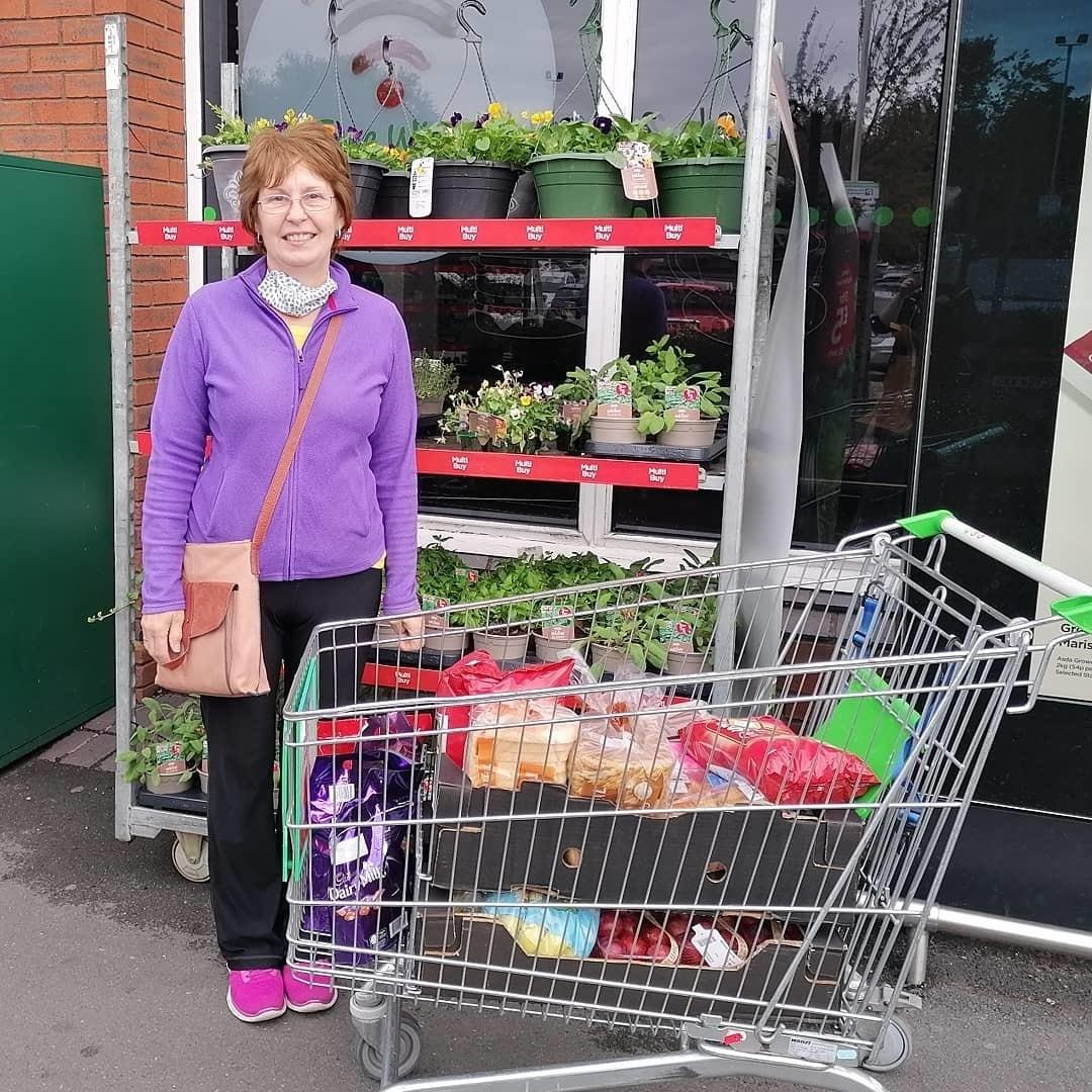 Volunteer Friends Donation | Asda Nuneaton