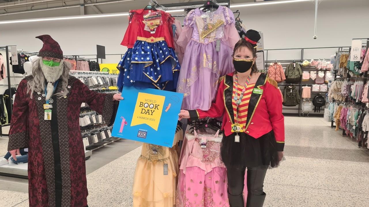 World Book Day fun | Asda Newport Isle of Wight