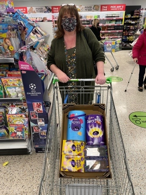 An early Easter Treat   Asda Bristol Whitchurch