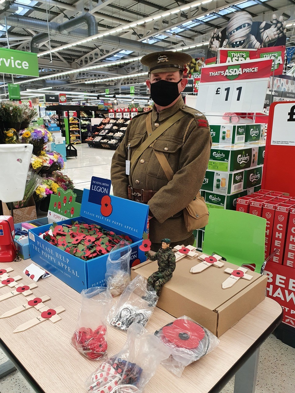 Poppy Appeal | Asda Basingstoke