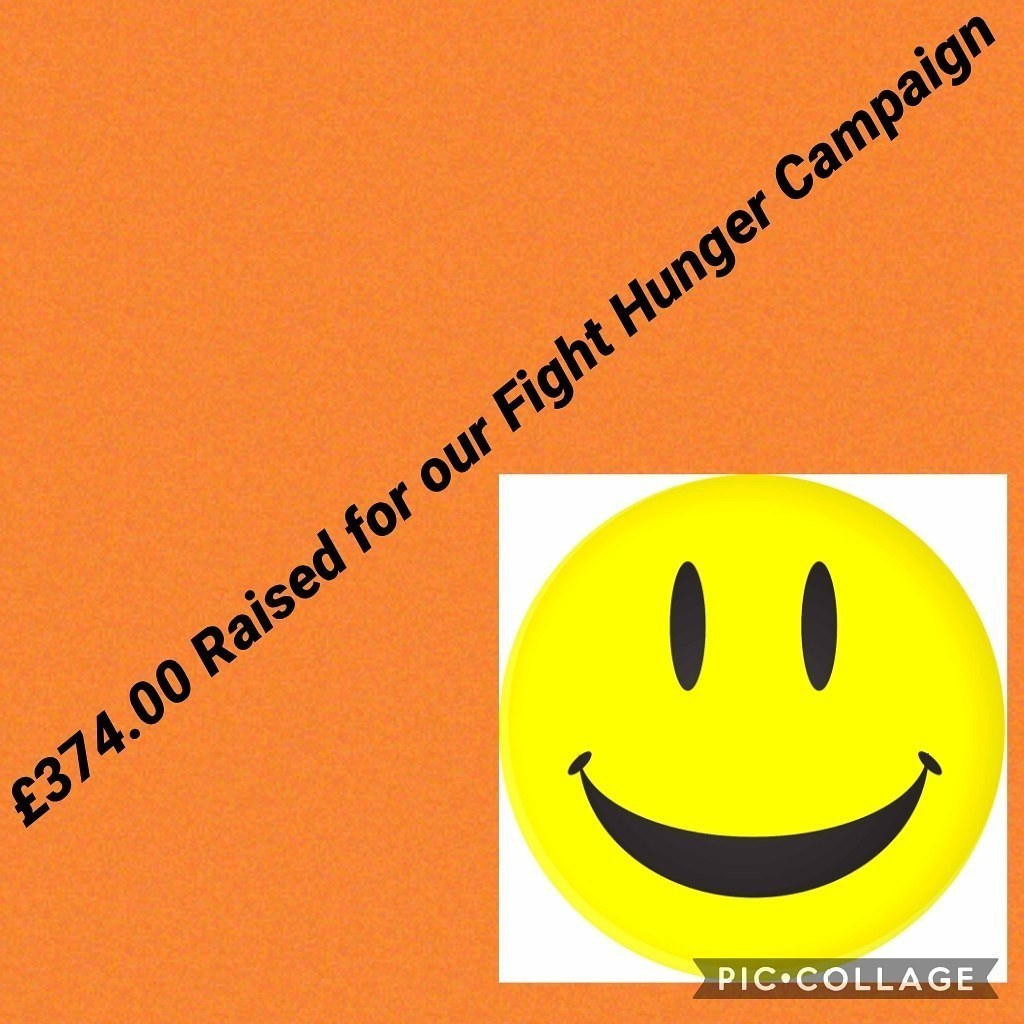 Our Fight Hunger Bucket collection has gone really well with our customers | Asda Colne