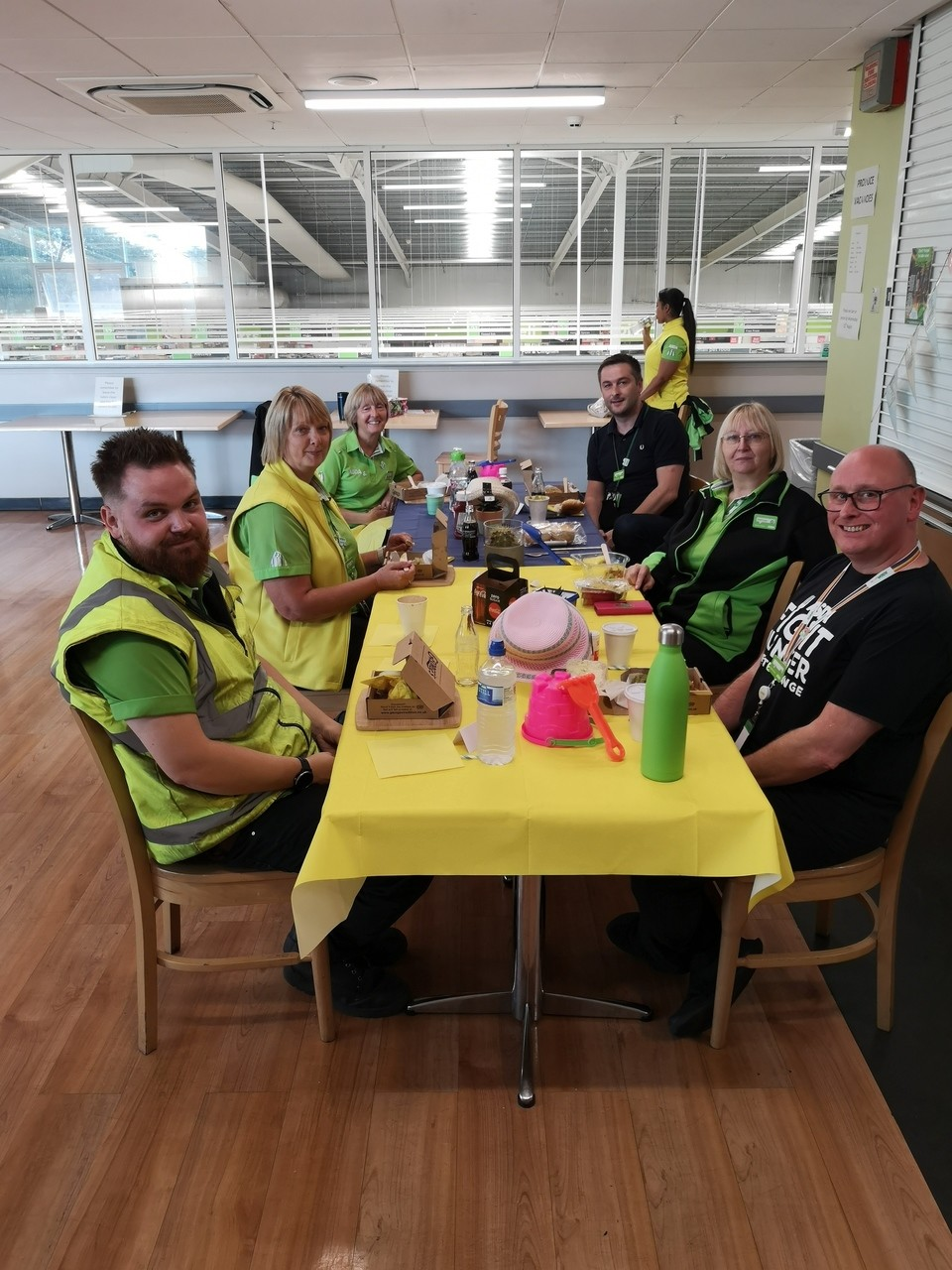 Celebrating some of our colleagues.  | Asda Long Eaton