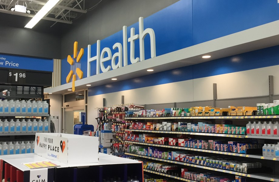 Chicago Walmart Health